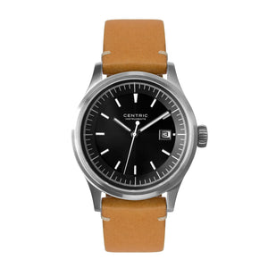 Field Watch MkII Modern (Black) - Modern Leather
