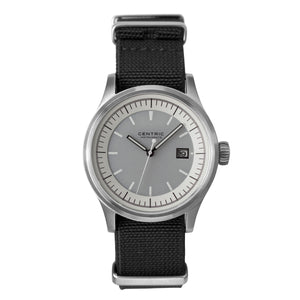 Field Watch MkII Modern (Ivory) - Nylon Strap