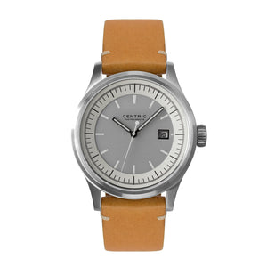 Field Watch MkII Modern (Ivory) - Modern Leather