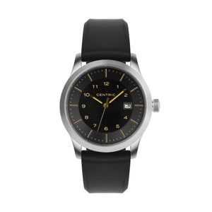 Field Watch Mark I (Gilt) - Silicone Rubber Strap