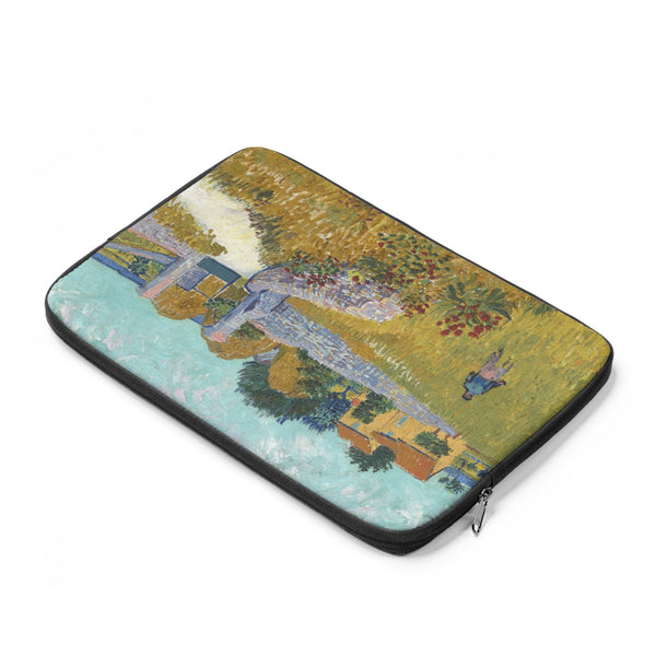 Laptop Sleeve With Vincent van Gogh Artwork - justafive.com