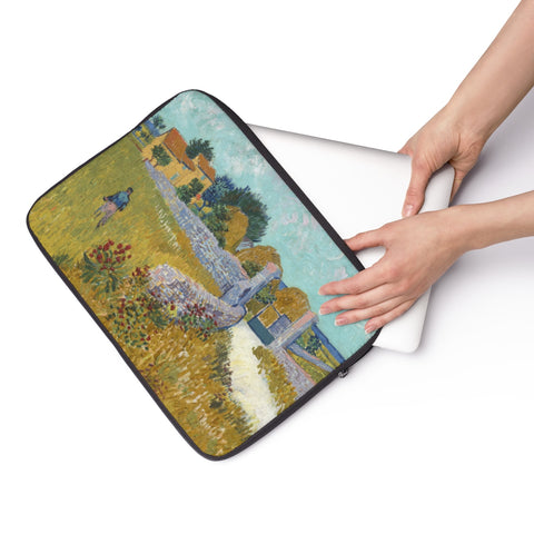 Laptop Sleeve With Vincent van Gogh Artwork