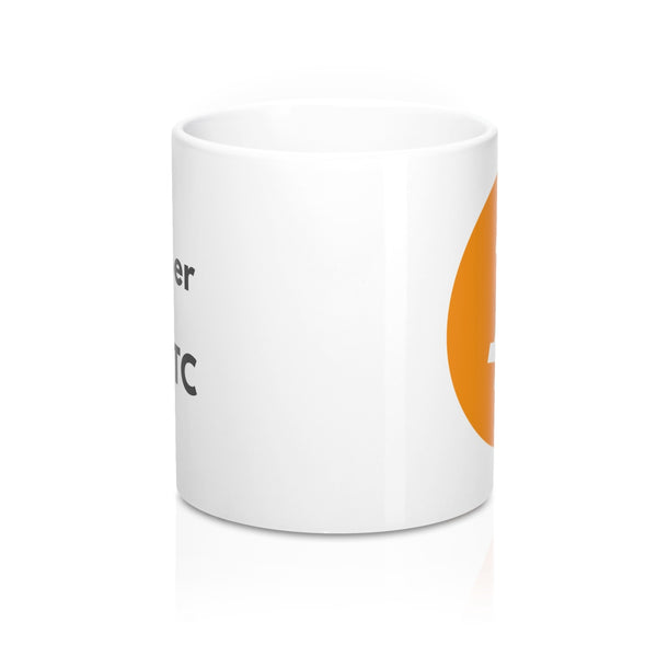 500 BTC Club Member 11oz Mug