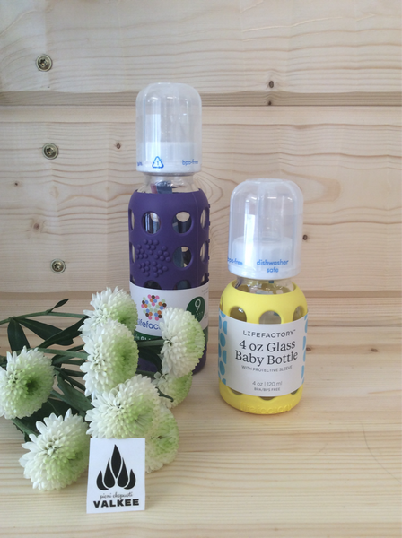 Lifefactory Baby Bottle