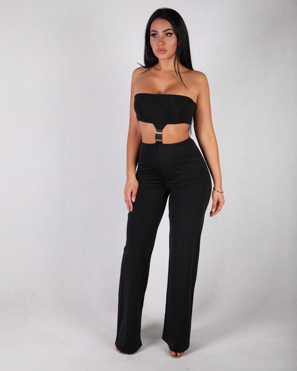 Kendall Jumpsuit - Black