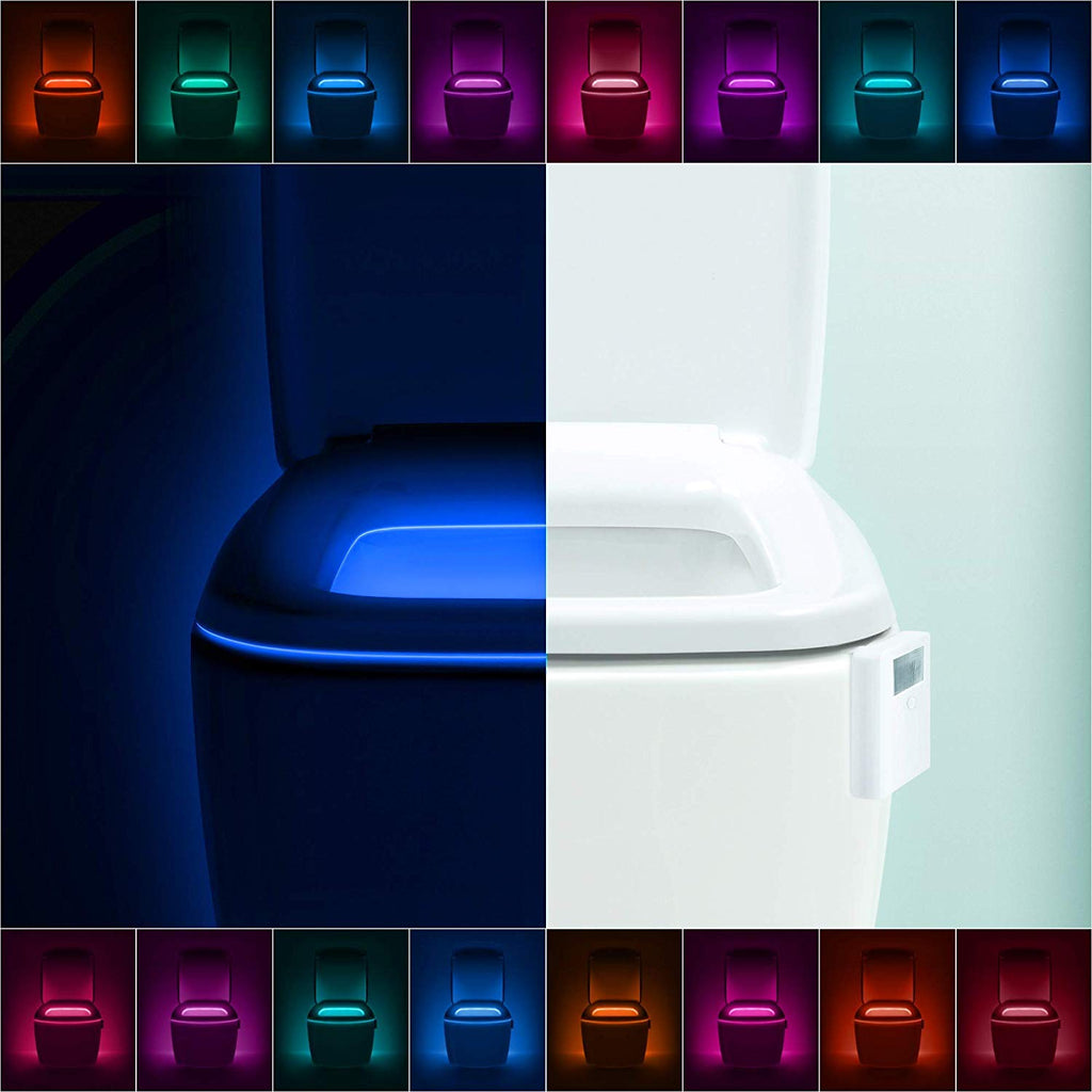 Glowbowl - Smart Sensor Toilet Light