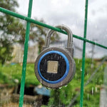 Fingerprint PadLock - with bluetooth support