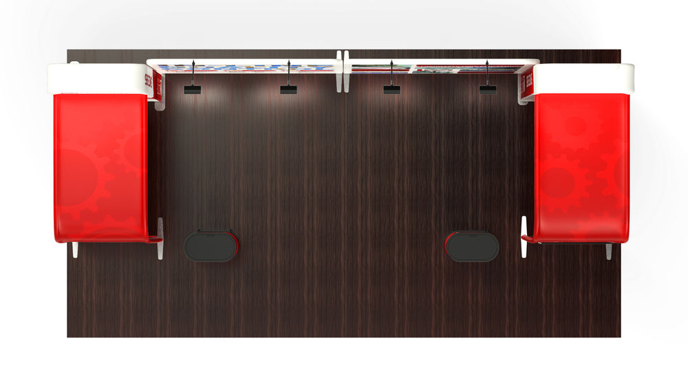 20 foot booth floorplan