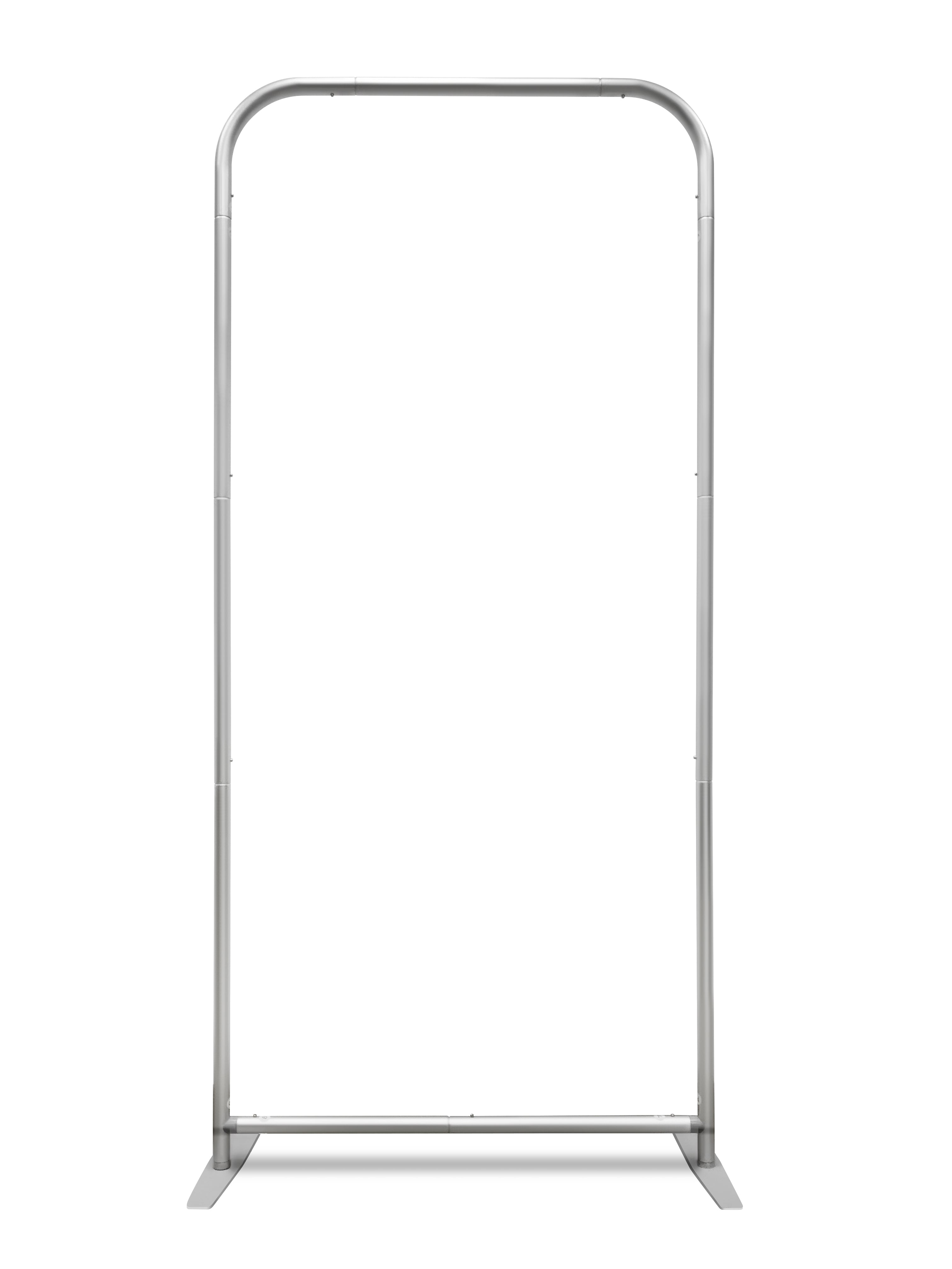 EZ-Freedom Double Sided Banner with slip-on print