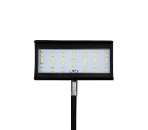 EZ Ziip tube display LED display light LED panel closeup
