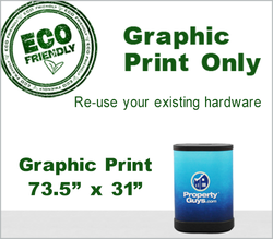 Print-only for Tabletop LED Display