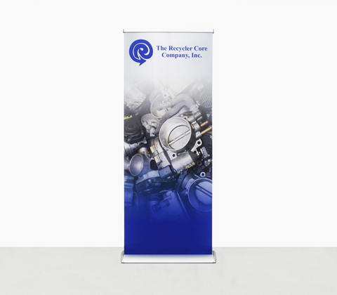 Awe Retractable Banner