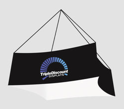 Iconis 10 foot Teardrop Flag