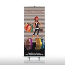 20 foot Straight popup display (Package #6, Straight)