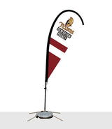 Iconis 7.5 foot Teardrop Flag