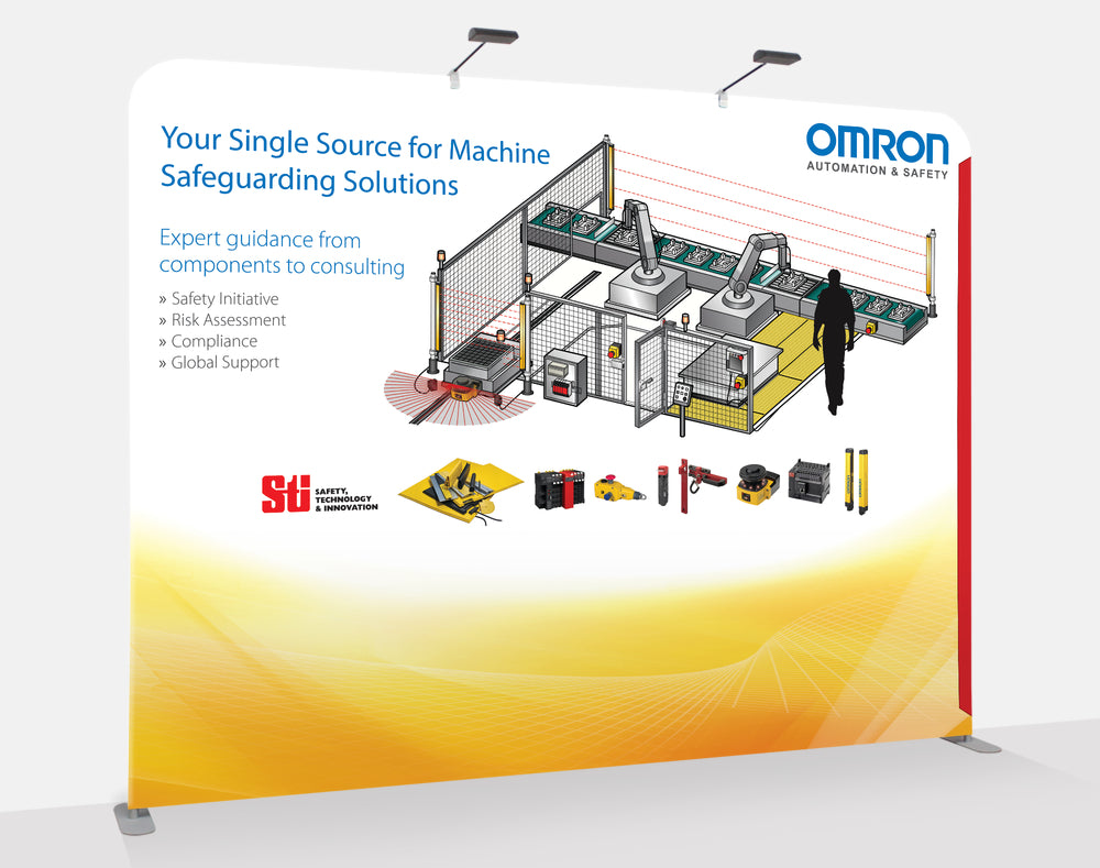 manufacturing consulting exhibit booth design