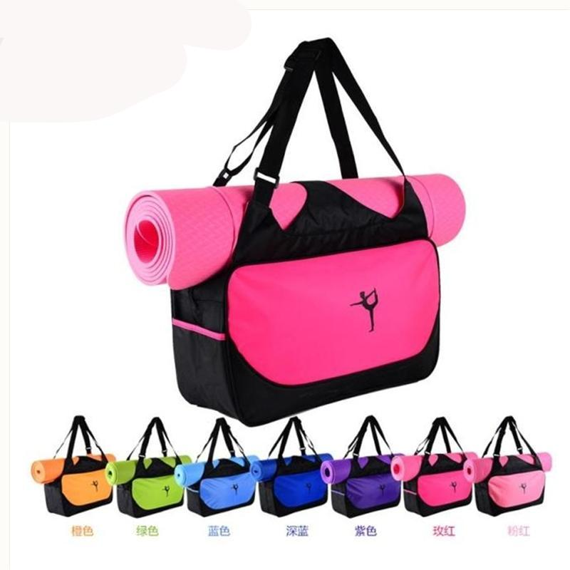 b1c399a4a9 Camping Fitness waterproof yoga mat bag - THE INFUSER FITNESS