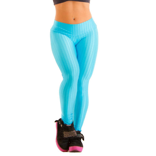 Legging Glazed Baby Blue