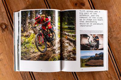 The World Stage 3 — 2019 Enduro World Series Yearbook