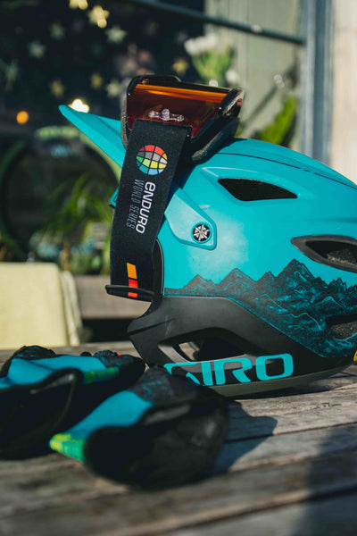 Giro x EWS Studio Line Ltd Edition Switchblade MIPS helmet