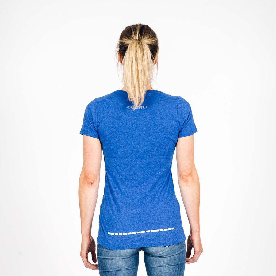 EWS Latitude T Shirt - Womens Vintage Royal