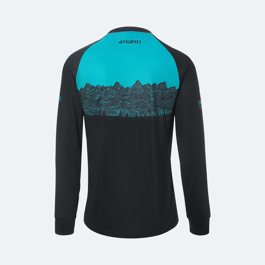 Giro x EWS Studio Line Roust Long Sleeve Riding Jersey