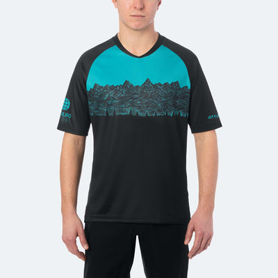Giro x EWS Studio Line Roust Short Sleeve Riding Jersey