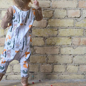 Harem Coverall romper of the month- subscription box (3 months)