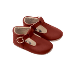 West Coast Moccs- Mary Jane- Indie Brown