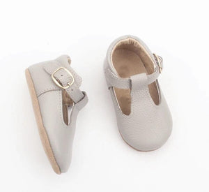 West Coast Moccs- Mary Jane- Grey