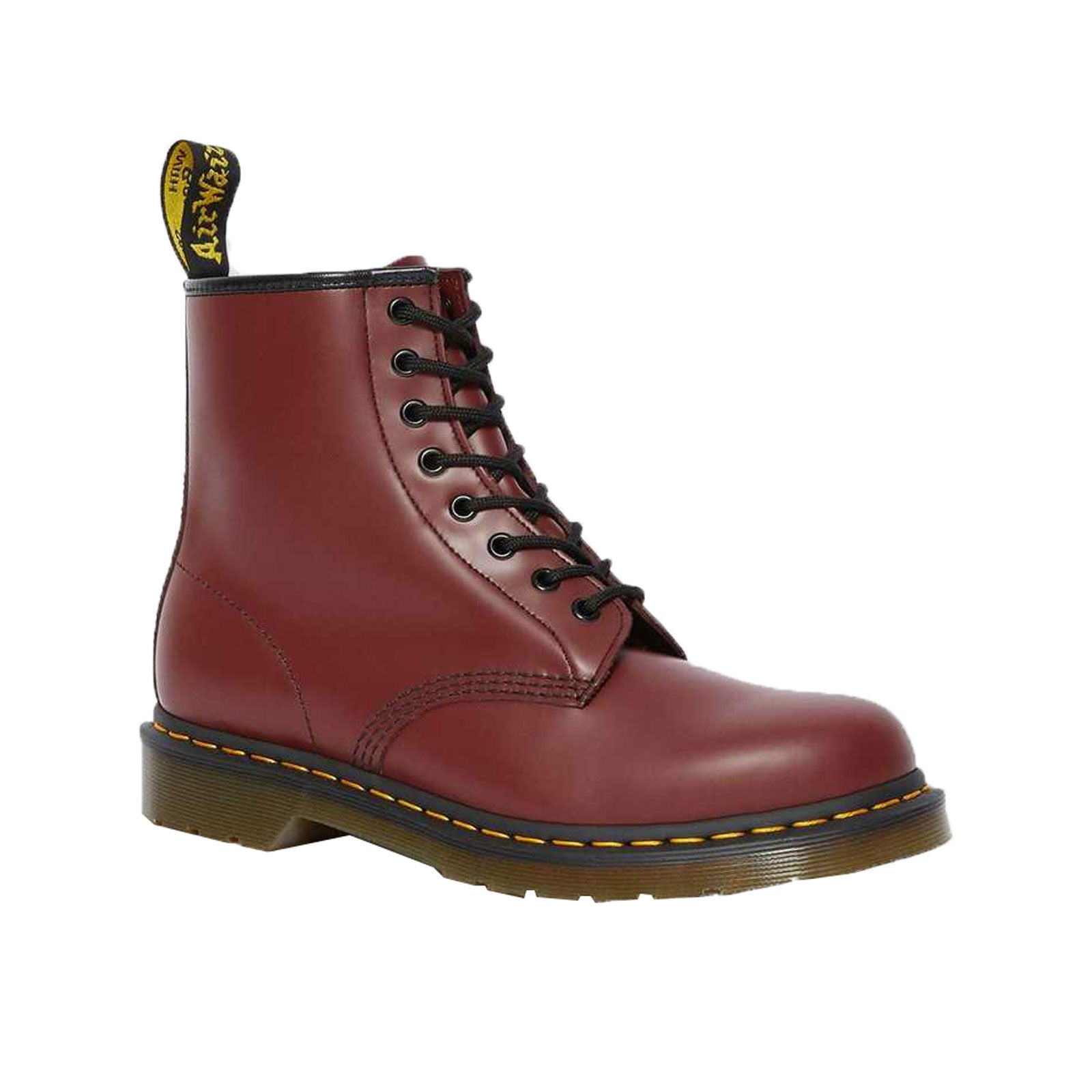 DR. MARTENS 1460 8 EYE 11821600 (CHERRY RED SMOOTH)