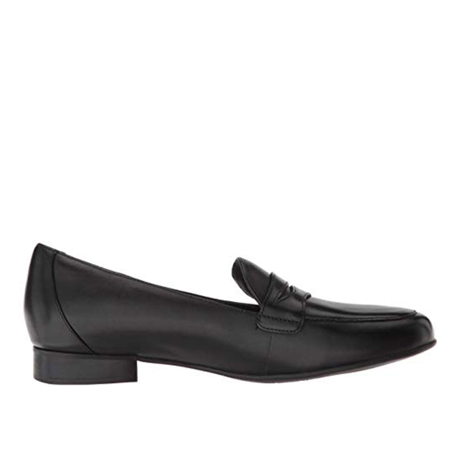 Clarks Un Blush Go 37170 (Black Leather)