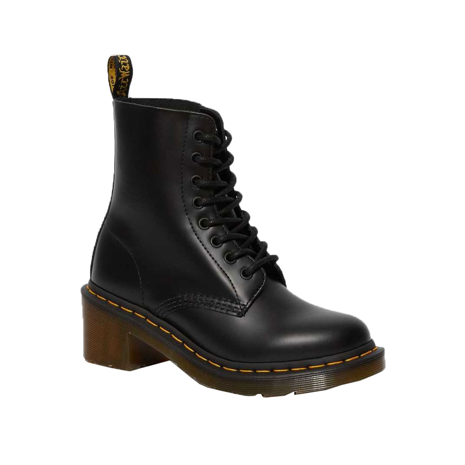 DR. MARTENS CLEMENCY 14638003 (BLACK SMOOTH)