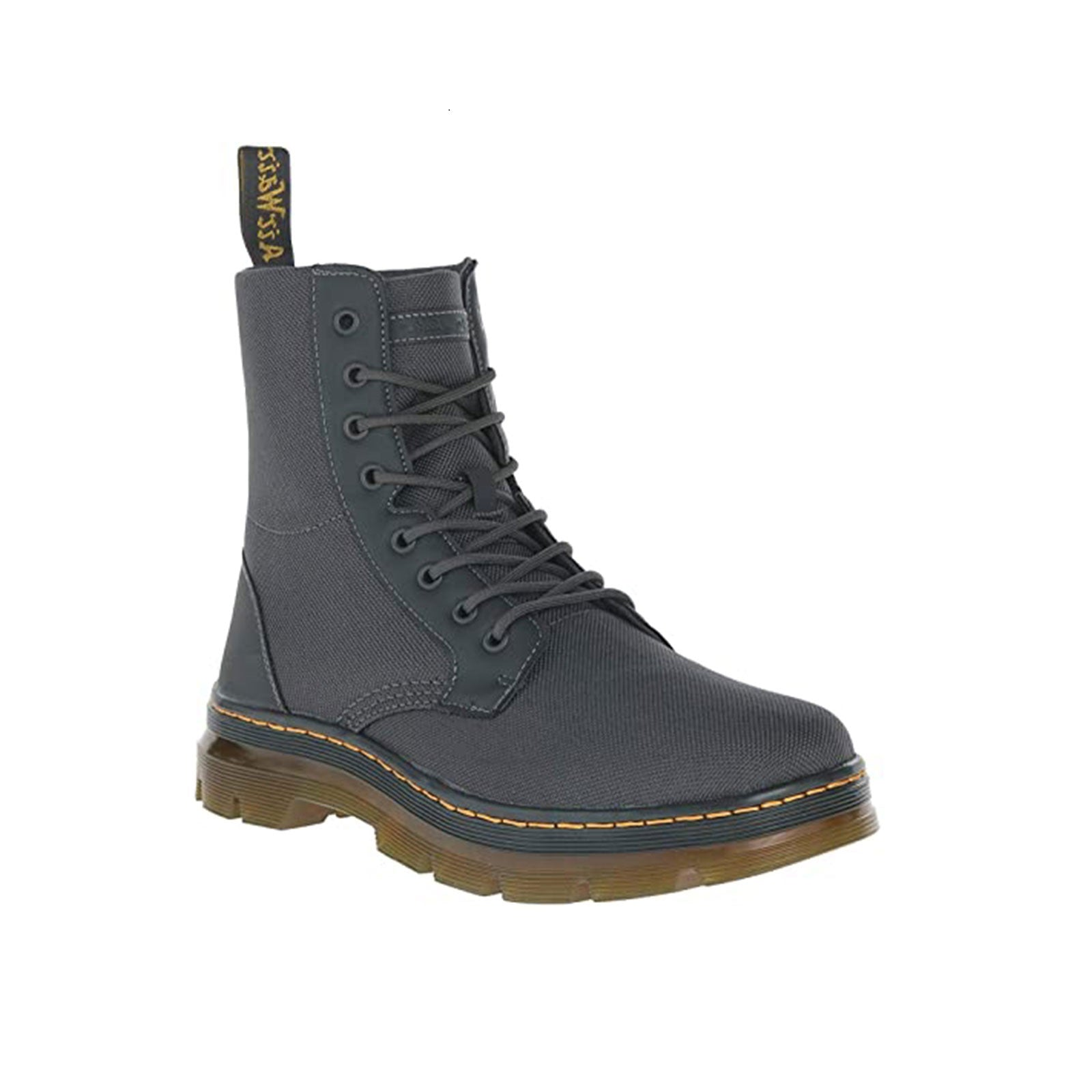 DR. MARTENS COMBS 16607010 (CHARCOAL)