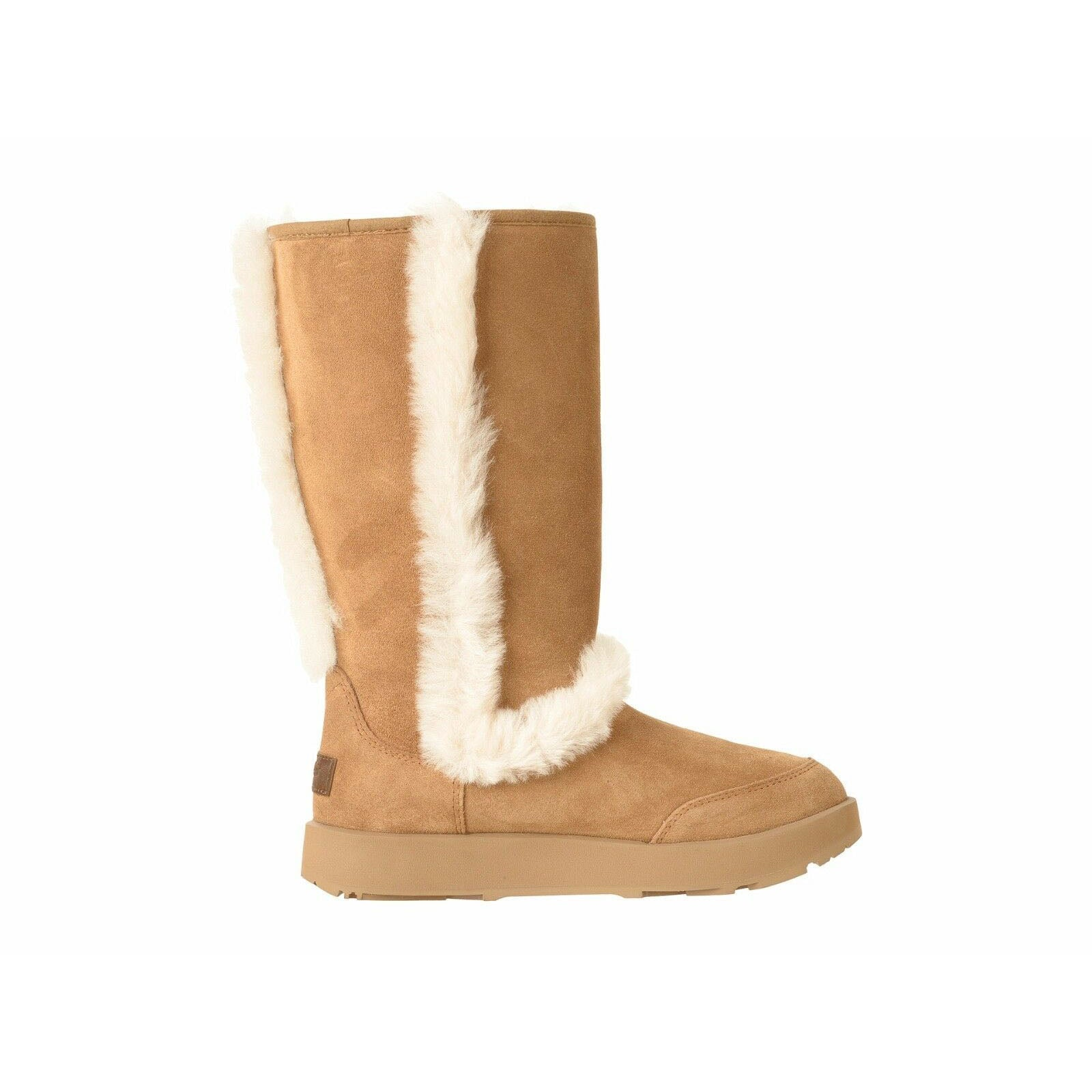 UGG® Sundance Waterproof-Chestnut