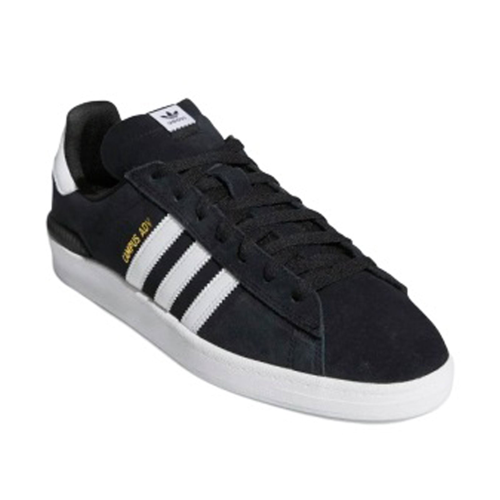 Adidas Campus Adv B22716 (Core Black / Cloud White)