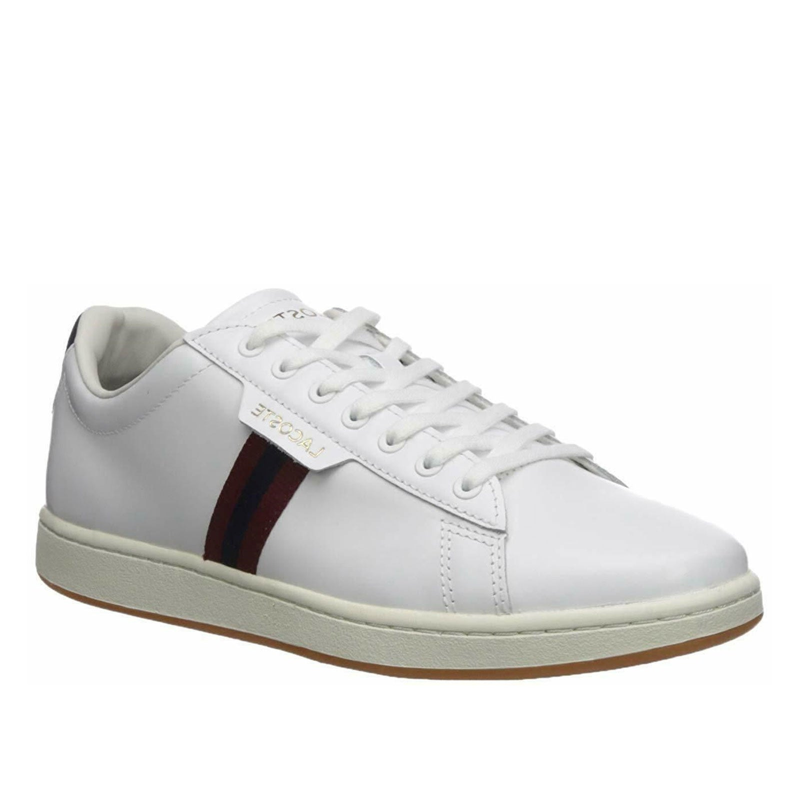 Lacoste Carnaby EVO 419 38SMA0030407 (White / Navy / Red)