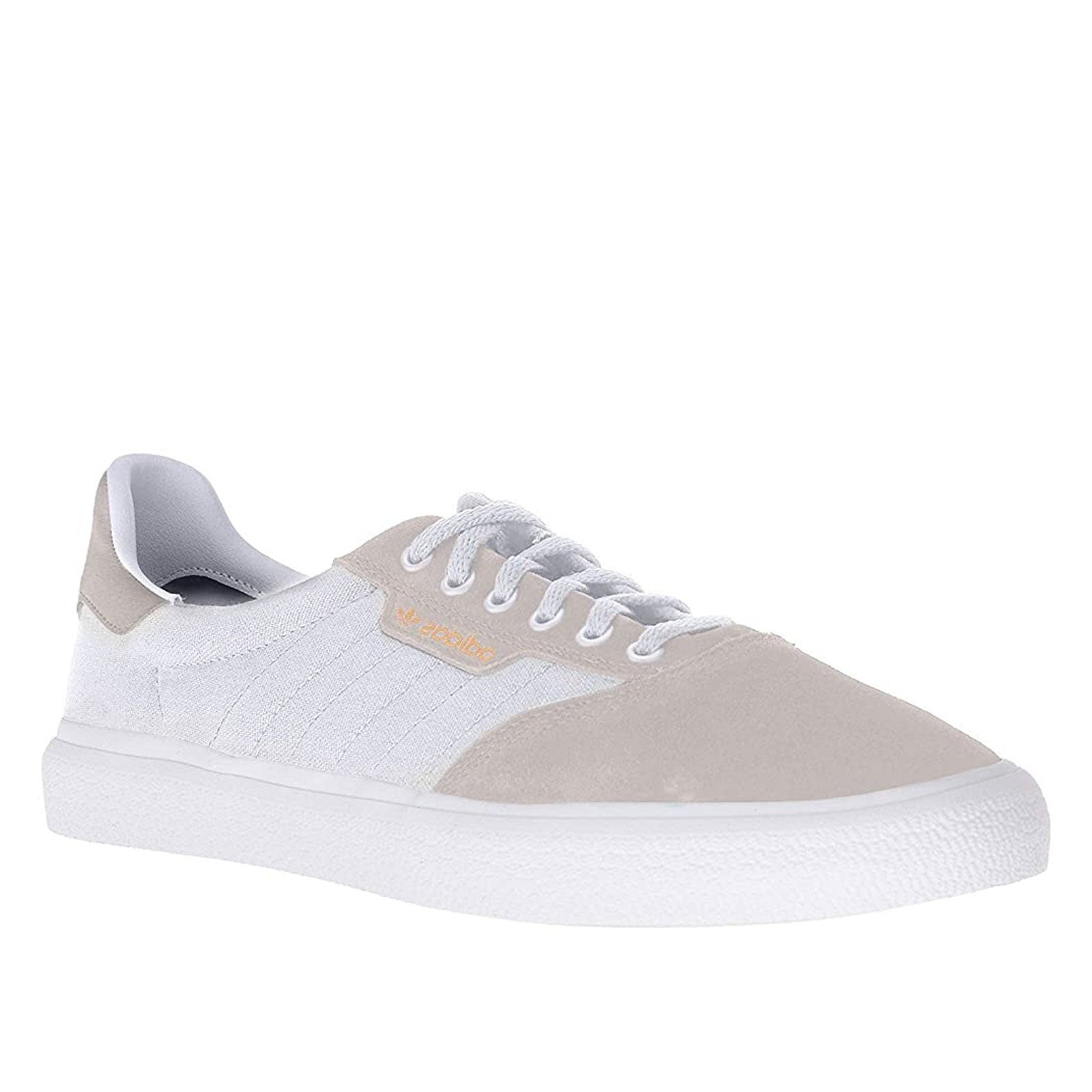 Adidas Originals 3MC Vulc  G27220 (Cloud White / Crystal White / Gold Metallic)