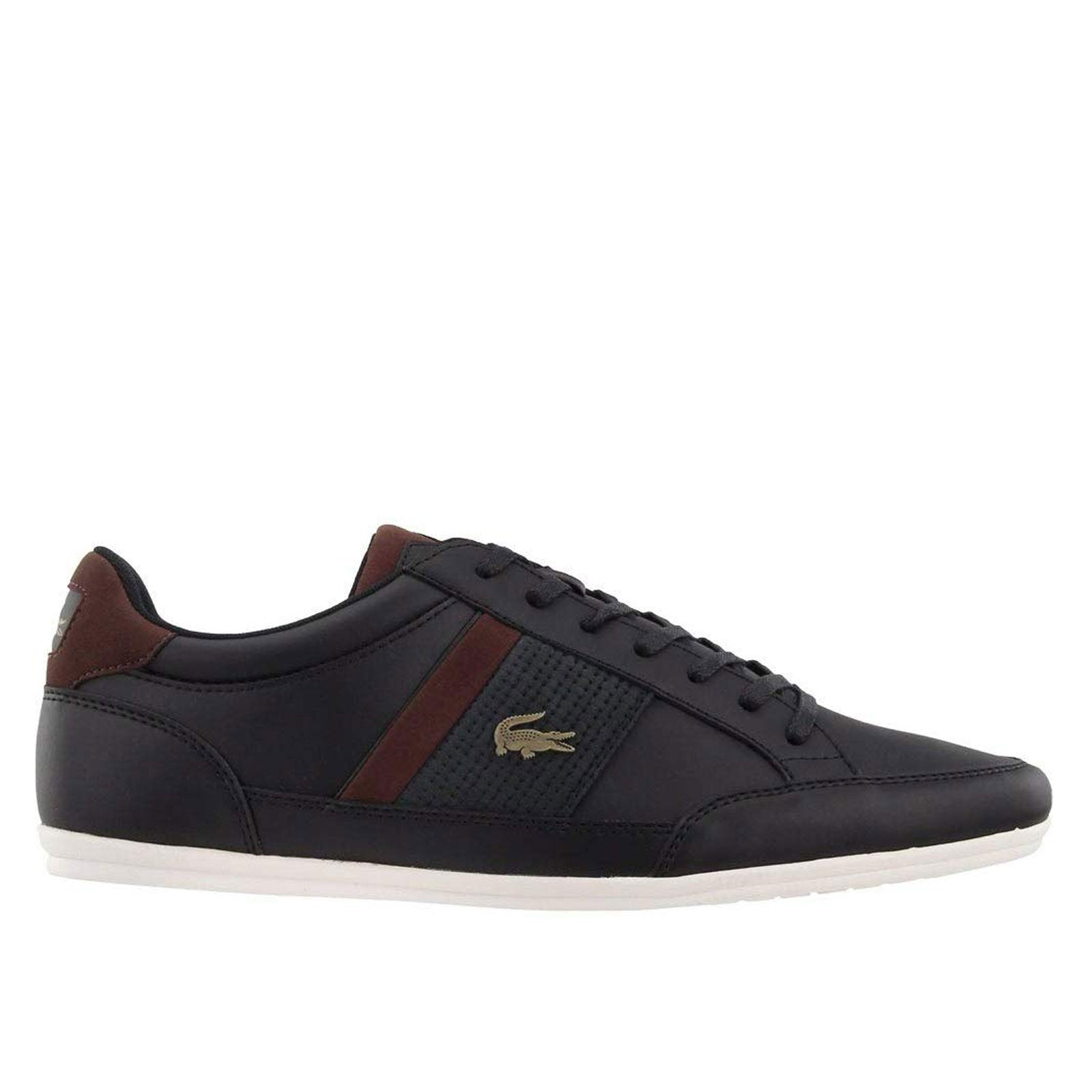 Lacoste Chaymon 120 39CMA00122M5 (Black/Dark Brown)