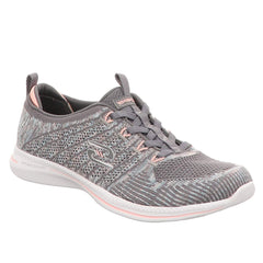 Skechers City Pro-Busy Me 104023 (Gray / Pink)