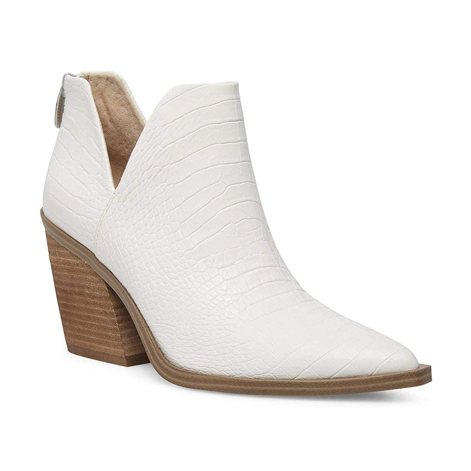 Steve Madden Alyse-Light Bone Croco