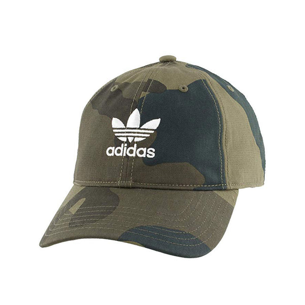 Adidas Relaxed Strapback CM3856 - Camouflage / White