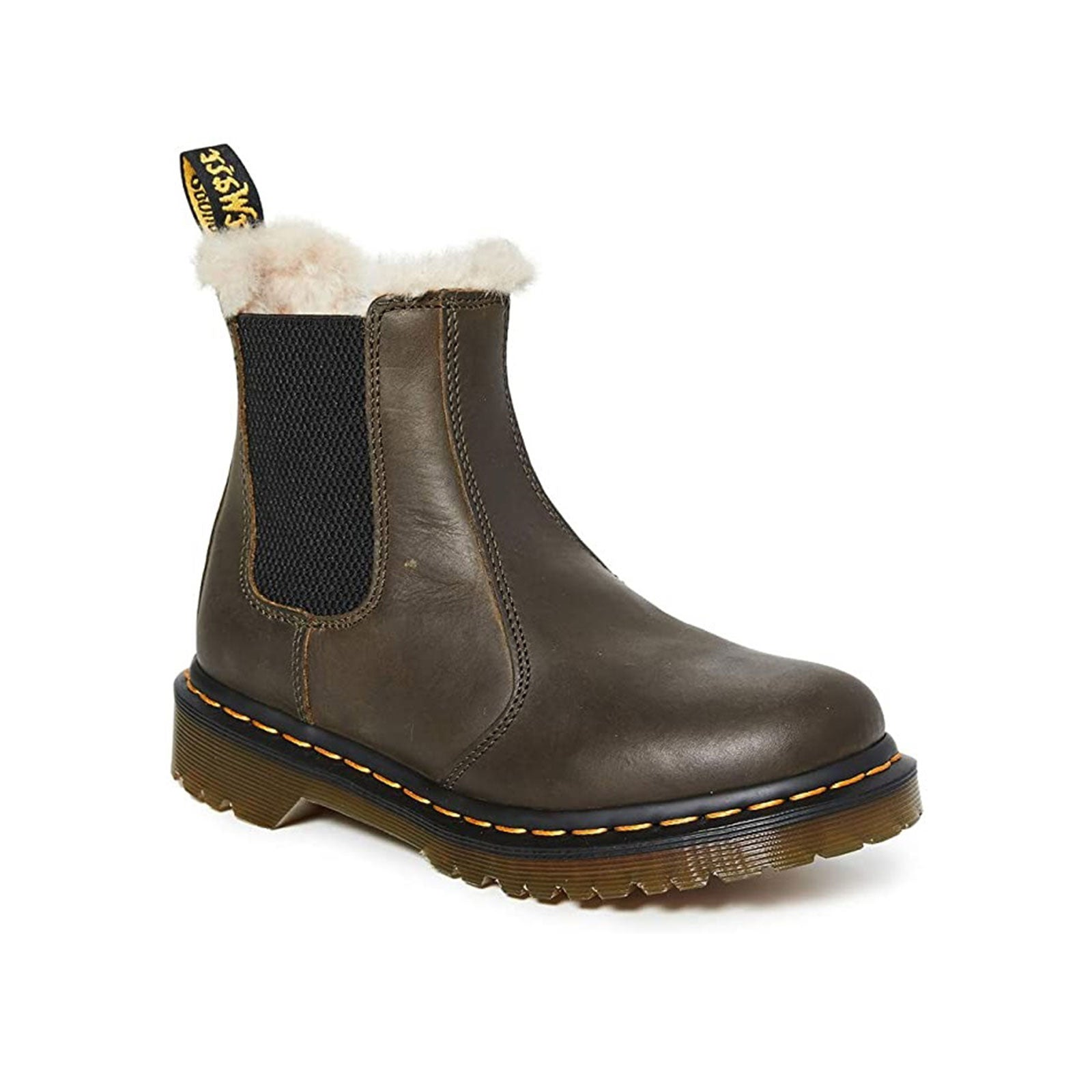 DR. MARTENS 2976 LEONORE CHELSEA 24988355 (DMS OLIVE)