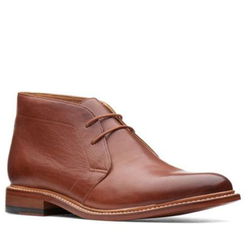 Clarks No.16 Soft Mid-Dark Tan
