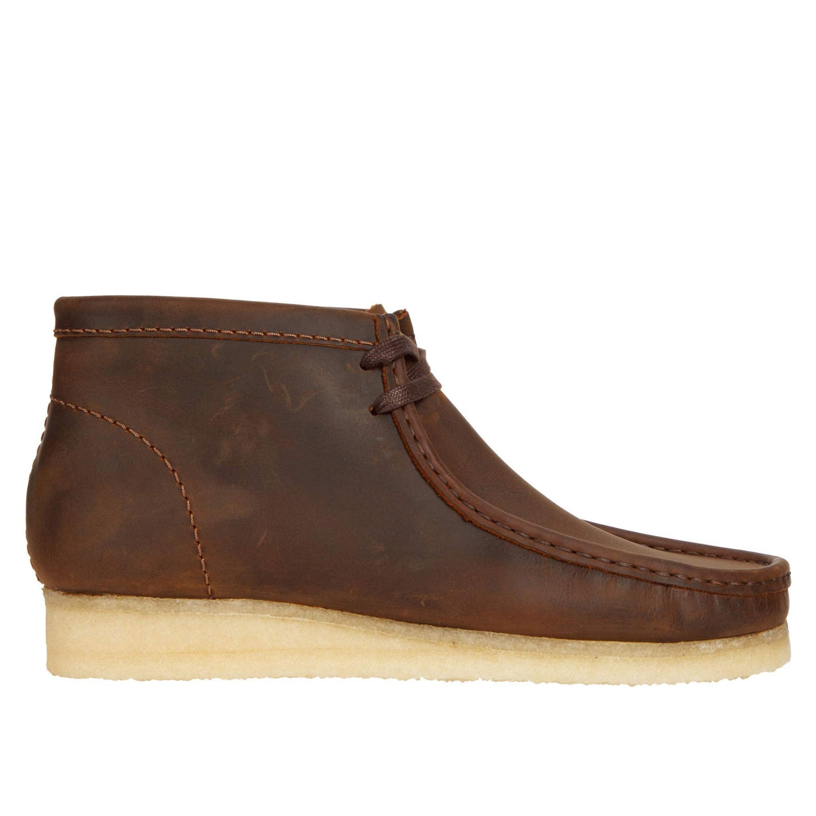 Clarks Wallabee Boot 55513 (Beeswax)