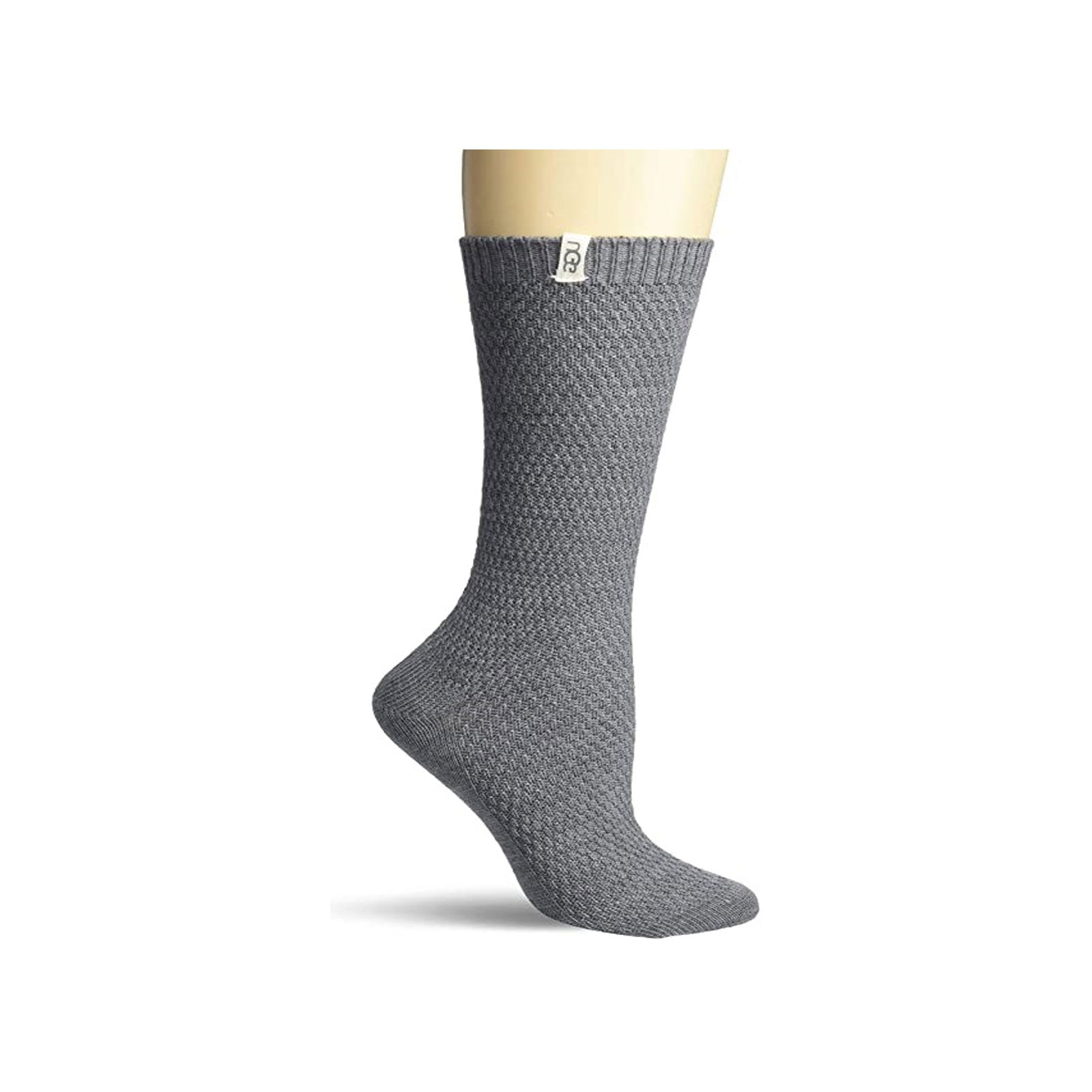 UGG Classic Boot Socks-Grey Heather