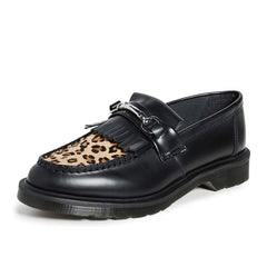 Dr. Martens Adrian Snaffle 25025001 (Black and Medium Leopard)