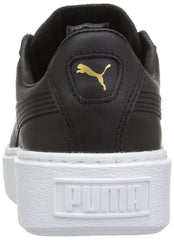 Puma Basket Platform Core 36404003 (Black Gold)