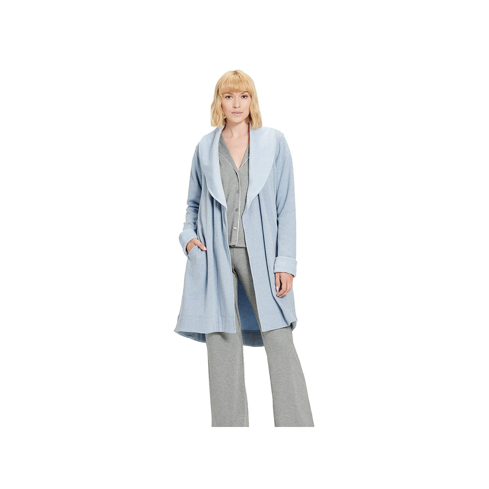UGG Robe Blanche II-Fresh Air Heather
