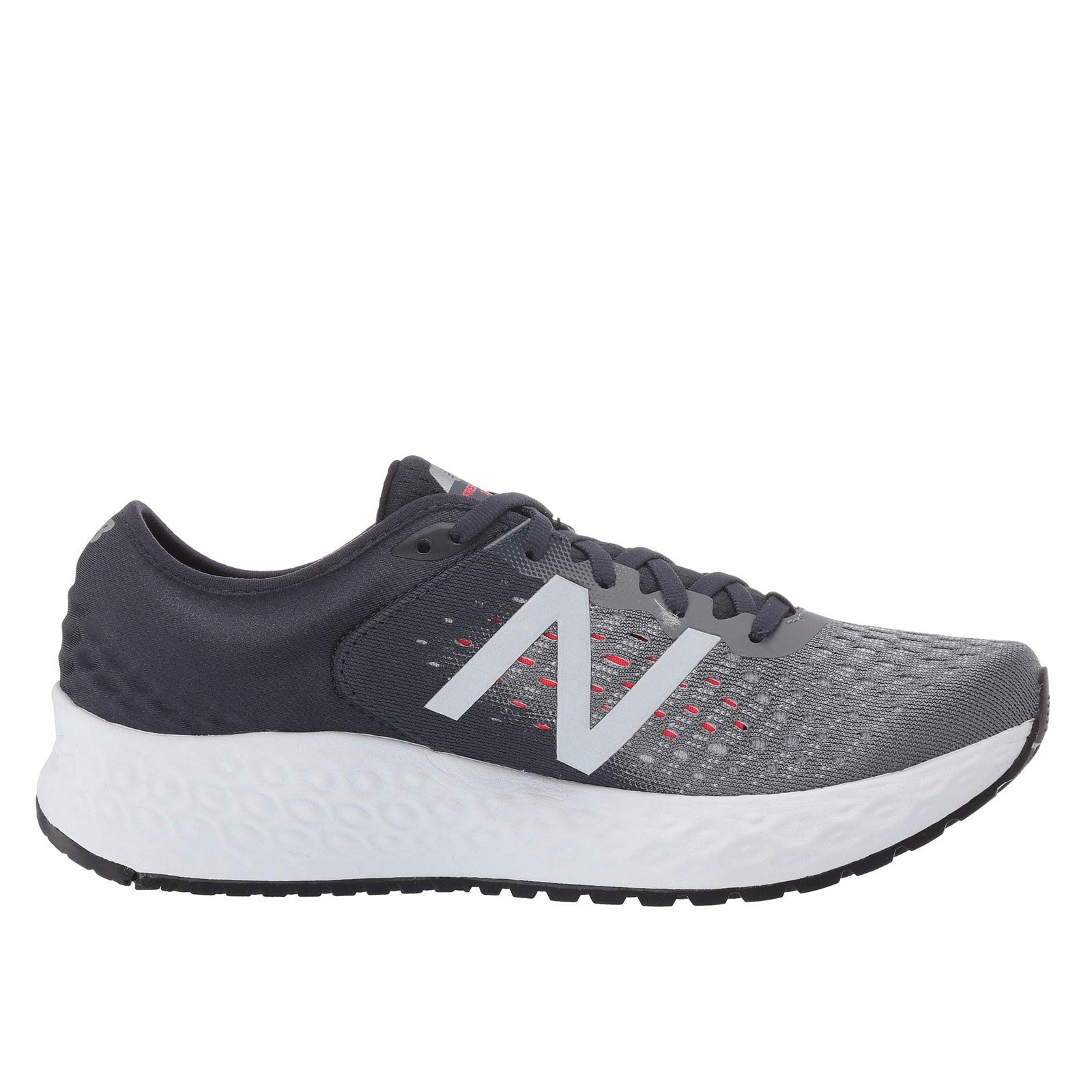 New Balance Running  Fresh Foam 1080v9-Gunmetal/Outerspace/Energy Red